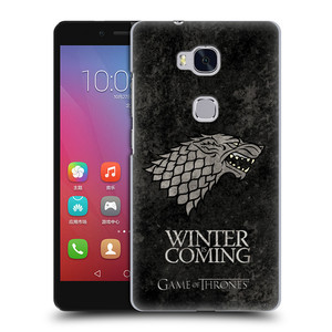 Plastové pouzdro na mobil Honor 5X HEAD CASE Hra o trůny - Stark - Winter is coming