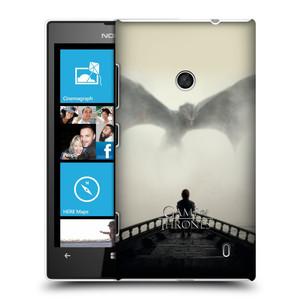 Plastové pouzdro na mobil Nokia Lumia 520 HEAD CASE Hra o trůny - Vengeance