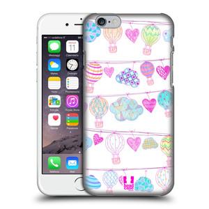 Plastové pouzdro na mobil Apple iPhone 6 HEAD CASE Balóny a srdíčka empty af1e42d3fdc
