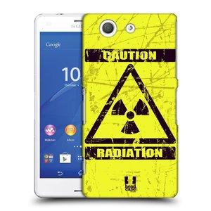 Plastové pouzdro na mobil Sony Xperia Z3 Compact D5803 HEAD CASE RADIACE