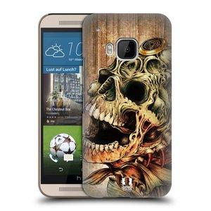 Plastové pouzdro na mobil HTC ONE M9 HEAD CASE PIRANHA