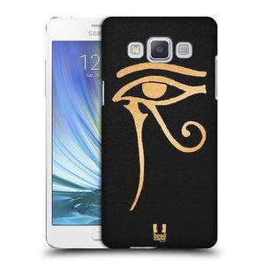 Plastové pouzdro na mobil Samsung Galaxy A5 HEAD CASE EGYPT OKO BOHA RA