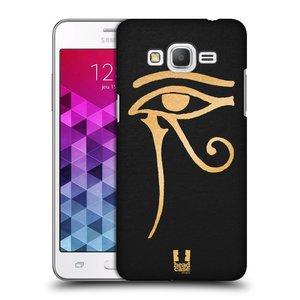 Plastové pouzdro na mobil Samsung Galaxy Grand Prime HEAD CASE EGYPT OKO BOHA RA