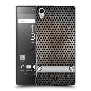 Plastové pouzdro na mobil Sony Xperia Z5 HEAD CASE INDUSTRIAL SHEET