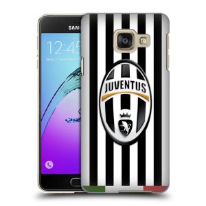 Plastové pouzdro na mobil Samsung Galaxy A3 (2016) HEAD CASE Juventus FC - Italian Stripes