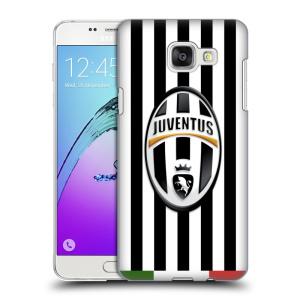 Plastové pouzdro na mobil Samsung Galaxy A5 (2016) HEAD CASE Juventus FC - Italian Stripes
