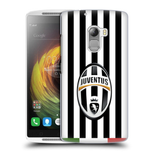 Plastové pouzdro na mobil Lenovo A7010 HEAD CASE Juventus FC - Italian Stripes