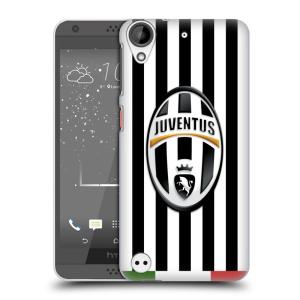 Plastové pouzdro na mobil HTC Desire 530 HEAD CASE Juventus FC - Italian Stripes