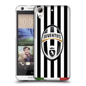 Plastové pouzdro na mobil HTC Desire 626 / 626G HEAD CASE Juventus FC - Italian Stripes
