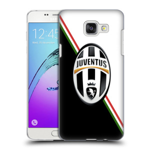 Plastové pouzdro na mobil Samsung Galaxy A5 (2016) HEAD CASE Juventus FC - Black and White