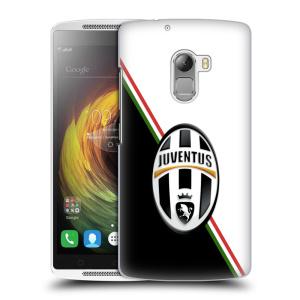 Plastové pouzdro na mobil Lenovo A7010 HEAD CASE Juventus FC - Black and White