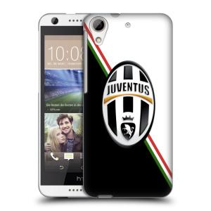 Plastové pouzdro na mobil HTC Desire 626 / 626G HEAD CASE Juventus FC - Black and White