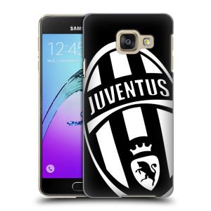 Plastové pouzdro na mobil Samsung Galaxy A3 (2016) HEAD CASE Juventus FC - Velké Logo