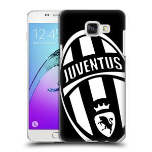 Plastové pouzdro na mobil Samsung Galaxy A5 (2016) HEAD CASE Juventus FC - Velké Logo