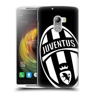 Plastové pouzdro na mobil Lenovo A7010 HEAD CASE Juventus FC - Velké Logo