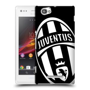 Plastové pouzdro na mobil Sony Xperia M C1905 HEAD CASE Juventus FC - Velké Logo