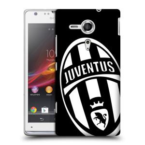 Plastové pouzdro na mobil Sony Xperia SP C5303 HEAD CASE Juventus FC - Velké Logo