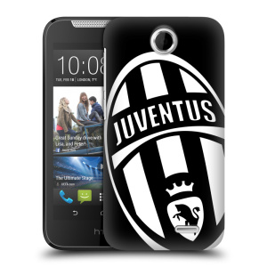 Plastové pouzdro na mobil HTC Desire 310 HEAD CASE Juventus FC - Velké Logo