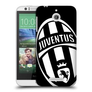 Plastové pouzdro na mobil HTC Desire 510 HEAD CASE Juventus FC - Velké Logo