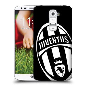 Plastové pouzdro na mobil LG G2 HEAD CASE Juventus FC - Velké Logo