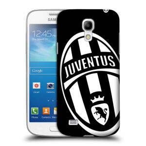 Plastové pouzdro na mobil Samsung Galaxy S4 Mini HEAD CASE Juventus FC - Velké Logo