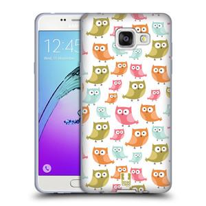 Silikonové pouzdro na mobil Samsung Galaxy A5 (2016) HEAD CASE SOVIČKY  ZMATENÉ