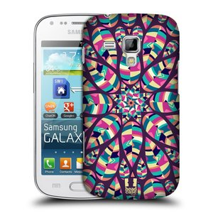 Plastové pouzdro na mobil Samsung Galaxy S Duos HEAD CASE Shine