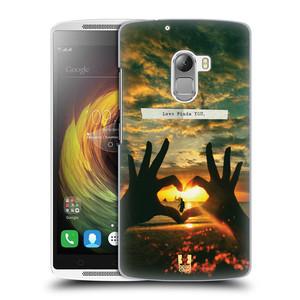 Plastové pouzdro na mobil Lenovo A7010 HEAD CASE LÁSKA SI TĚ NAJDE
