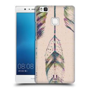 Plastové pouzdro na mobil Huawei P9 Lite HEAD CASE PÍRKA VINTAGE