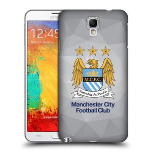 Plastové pouzdro na mobil Samsung Galaxy Note 3 Neo HEAD CASE Manchester City FC - Football Club