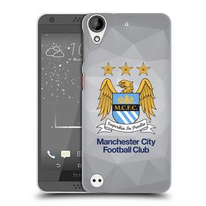 Plastové pouzdro na mobil HTC Desire 530 HEAD CASE Manchester City FC - Football Club