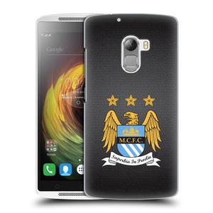 Plastové pouzdro na mobil Lenovo A7010 HEAD CASE Manchester City FC - Superbia In Proelio