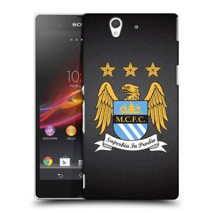 Plastové pouzdro na mobil Sony Xperia Z C6603 HEAD CASE Manchester City FC - Superbia In Proelio