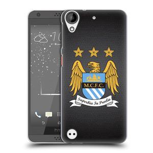 Plastové pouzdro na mobil HTC Desire 530 HEAD CASE Manchester City FC - Superbia In Proelio