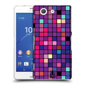 Plastové pouzdro na mobil Sony Xperia Z3 Compact D5803 HEAD CASE Disco mozaika