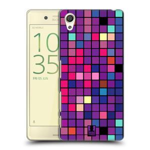 Plastové pouzdro na mobil Sony Xperia X HEAD CASE Disco mozaika