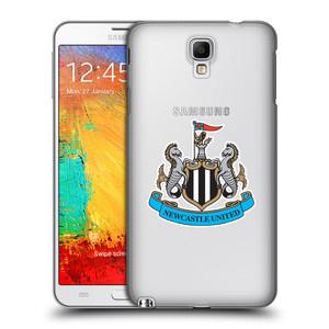 Plastové pouzdro na mobil Samsung Galaxy Note 3 Neo HEAD CASE Newcastle United FC - Čiré