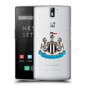 Plastové pouzdro na mobil OnePlus One HEAD CASE Newcastle United FC - Čiré