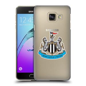 Plastové pouzdro na mobil Samsung Galaxy A3 (2016) HEAD CASE Newcastle United FC - Čiré