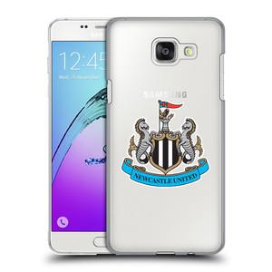 Plastové pouzdro na mobil Samsung Galaxy A5 (2016) HEAD CASE Newcastle United FC - Čiré
