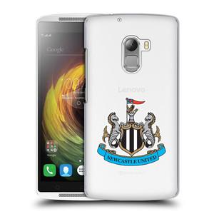 Plastové pouzdro na mobil Lenovo A7010 HEAD CASE Newcastle United FC - Čiré