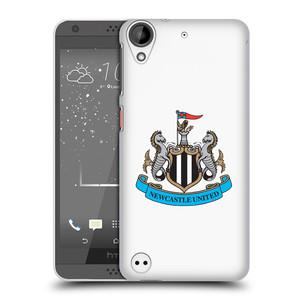 Plastové pouzdro na mobil HTC Desire 530 HEAD CASE Newcastle United FC - Čiré