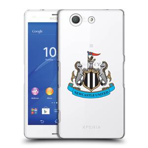 Plastové pouzdro na mobil Sony Xperia Z3 Compact D5803 HEAD CASE Newcastle United FC - Čiré