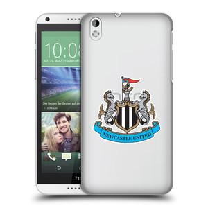 Plastové pouzdro na mobil HTC Desire 816 HEAD CASE Newcastle United FC - Čiré