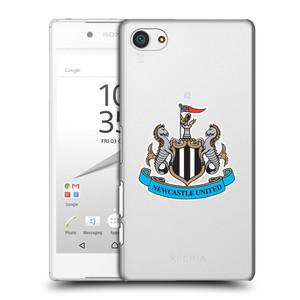Plastové pouzdro na mobil Sony Xperia Z5 Compact HEAD CASE Newcastle United FC - Čiré