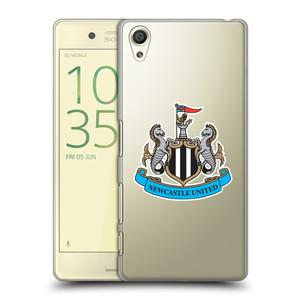Plastové pouzdro na mobil Sony Xperia X HEAD CASE Newcastle United FC - Čiré