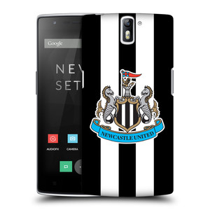 Plastové pouzdro na mobil OnePlus One HEAD CASE Newcastle United FC - Pruhy