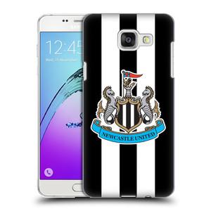Plastové pouzdro na mobil Samsung Galaxy A5 (2016) HEAD CASE Newcastle United FC - Pruhy