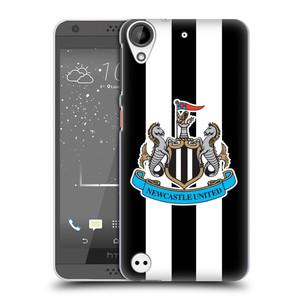 Plastové pouzdro na mobil HTC Desire 530 HEAD CASE Newcastle United FC - Pruhy