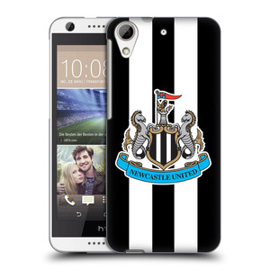 Plastové pouzdro na mobil HTC Desire 626 / 626G HEAD CASE Newcastle United FC - Pruhy